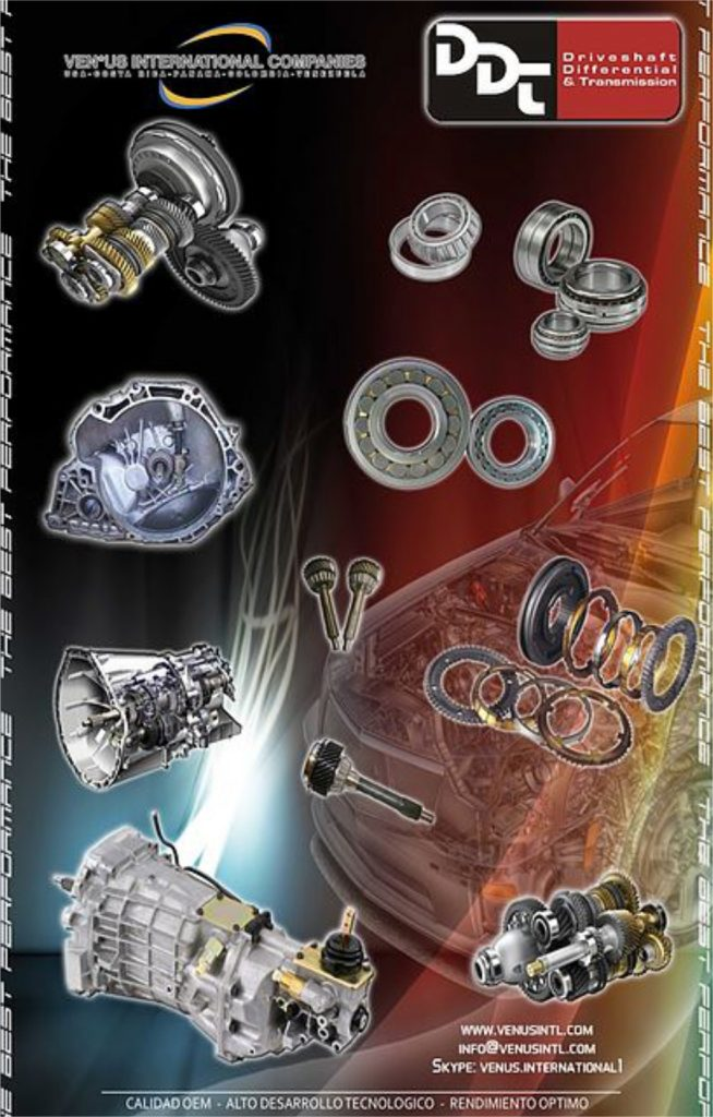 Repuestos Automotrices - VENUS International